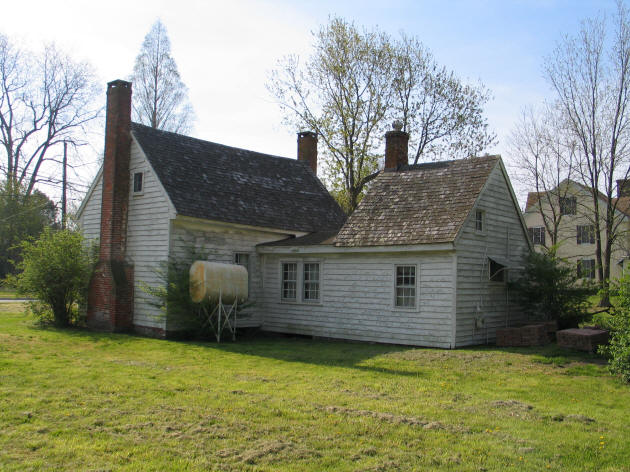 Smith Cottage Rear