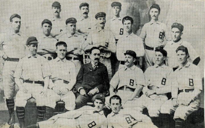 1894 Baltimore Oriole Photo